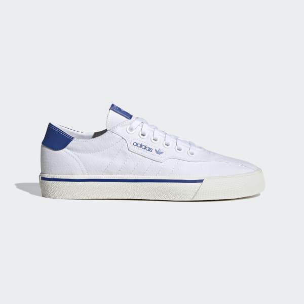 Lave sko : adidas Originals Herre Hvit Sneakers Samba Og