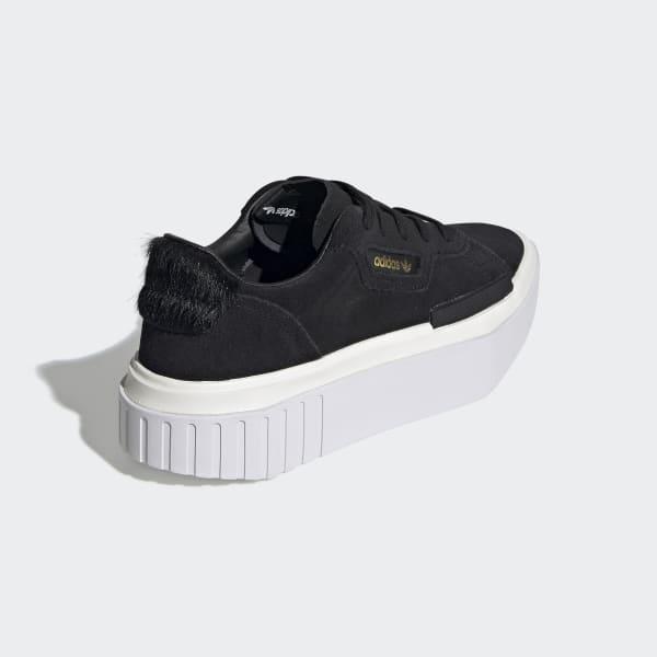adidas Hypersleek Shoes - Black