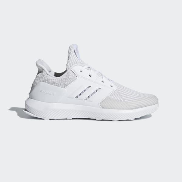 adidas RapidaRun Knit Shoes - Grey