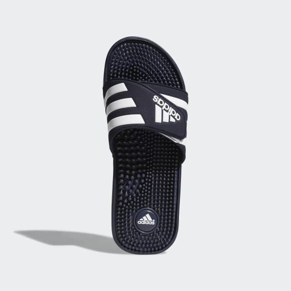 adidas Adissage Slides - Blue  5e449f0ff