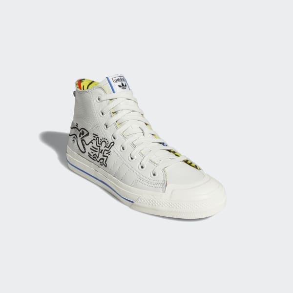 Nizza Hi RF Keith Haring Shoes