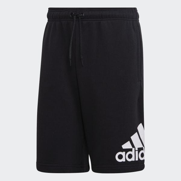 Pantalones Cortos Must Haves Badge Of Sport Negros Y Blancos Para Hombre Adidas Espana