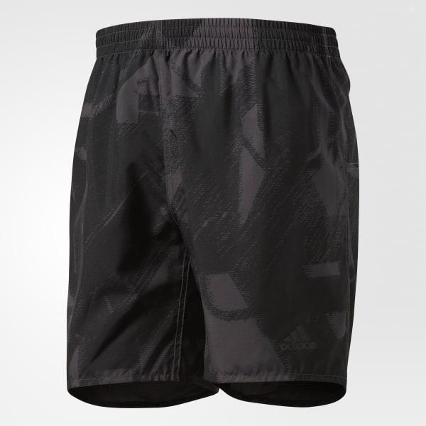 9b37b19d9 adidas Supernova TKO Reversible Shorts - Black