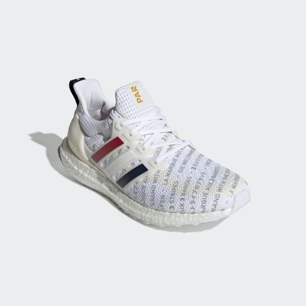 adidas Ultraboost Paris Shoes - White