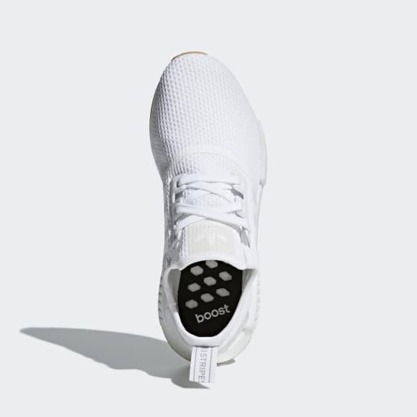 adidas nmd gris blanc