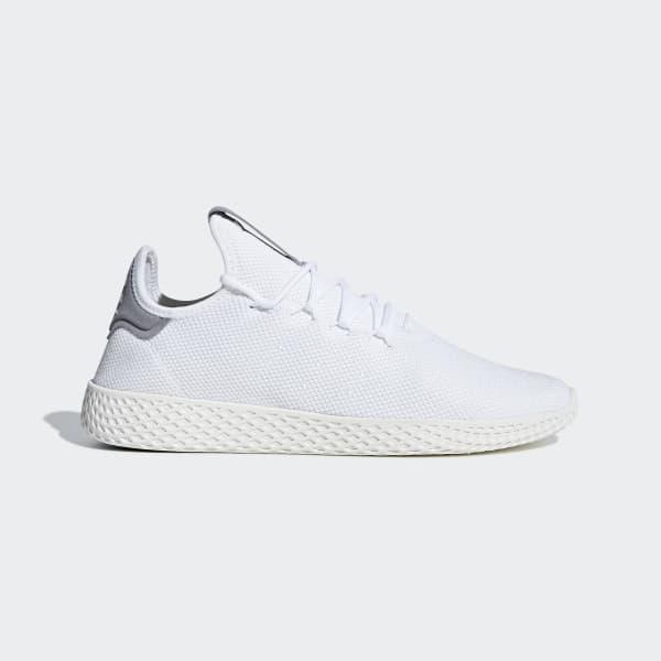 adidas Tenisky Pharrell Williams Tennis Hu - tyrkysová  ff13be1b72f