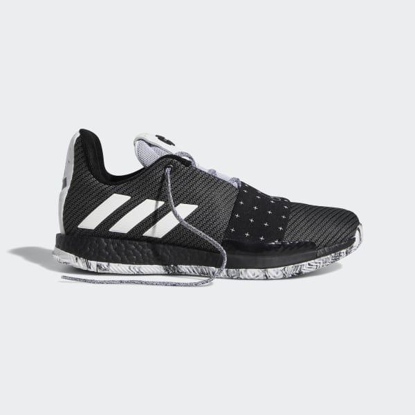 adidas Harden Vol. 3 Shoes - Black