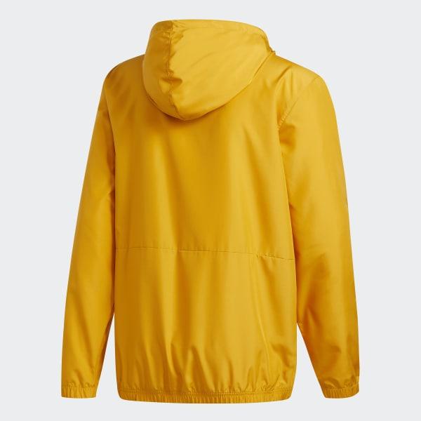8419db4879fc adidas Packable Jacke - gelb   adidas Deutschland