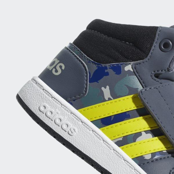 superior quality 281a7 611f8 adidas Tenis HOOPS MID 2.0 I - Gris  adidas Mexico