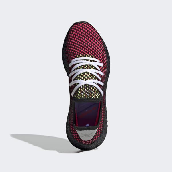 62e567fda9826 adidas Deerupt Runner Shoes - Red