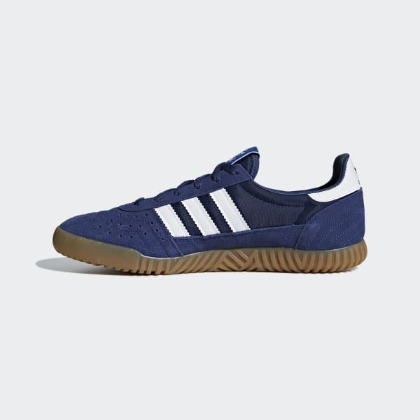 b5dccc0462b adidas Indoor Super Shoes - Blue