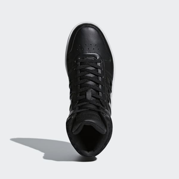 adidas Hoops 2.0 Mid Shoes - Black  a55f68d16