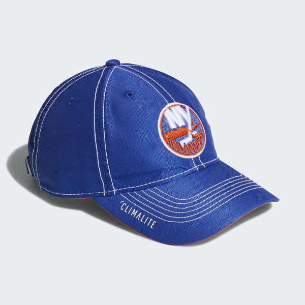 Islanders Adjustable Slouch Dobby Hat