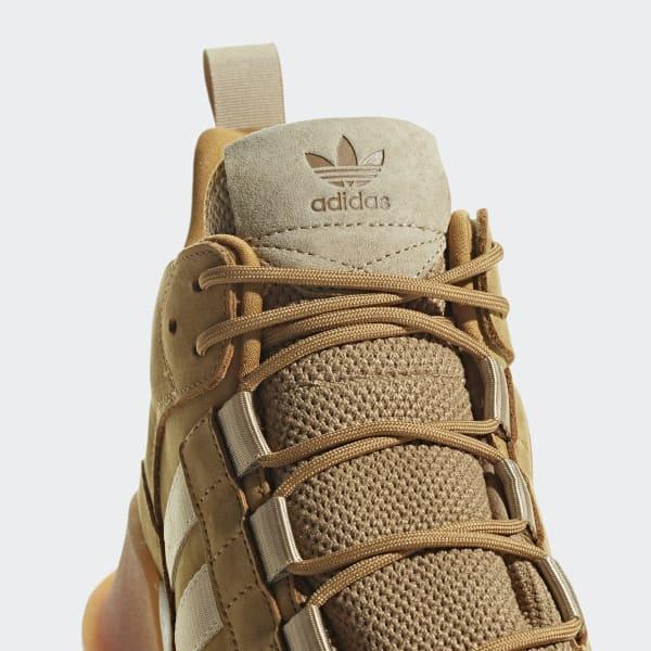 Oeste Alfombra de pies origen  adidas F/1.3 LE Shoes - Brown | adidas US