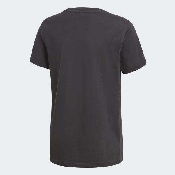 53cc7635661f0 adidas Trefoil Tee - Black