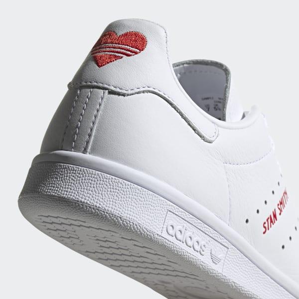adidas stan smith women heart