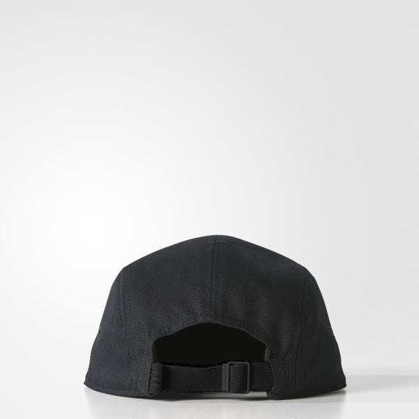 9369fced4df37 adidas Cap - Black