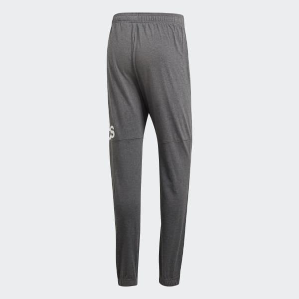 adidas essentials performance logo pants men's