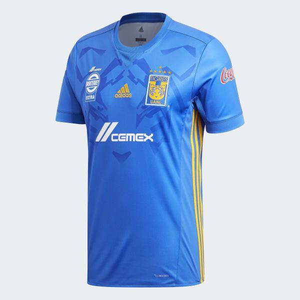 adidas Tigres UANL Away Jersey - Blue  4736b40fb