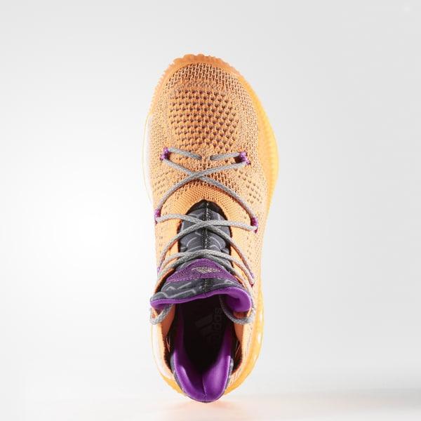 super popular 98ffd eeec4 adidas Crazy Explosive Primeknit Shoes - Orange   adidas US