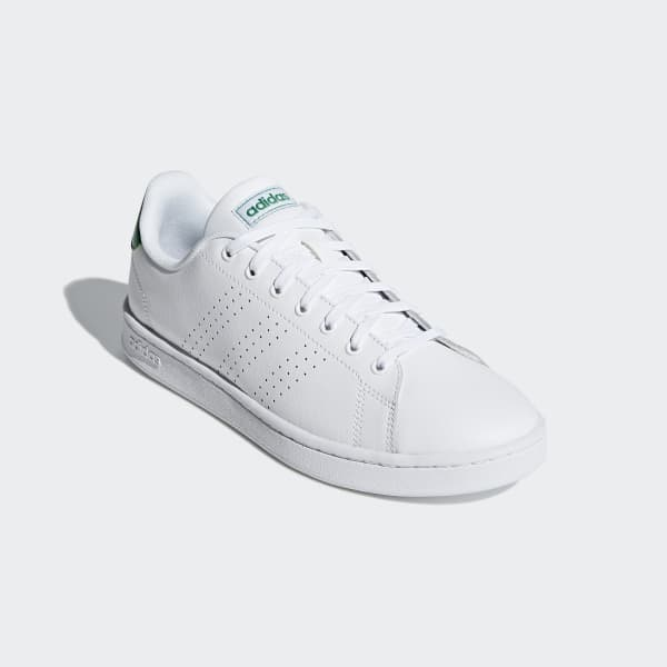 Chaussures Advantage blanches et vertes | adidas France