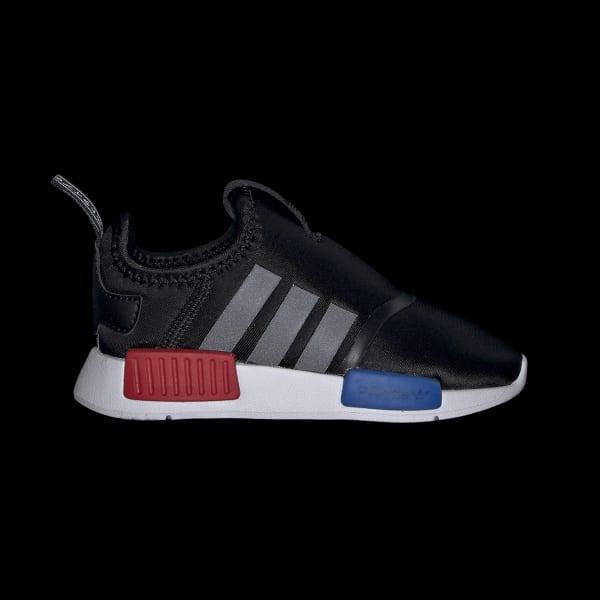 Chaussures NMD 360 noires et blanches pour enfant | adidas France