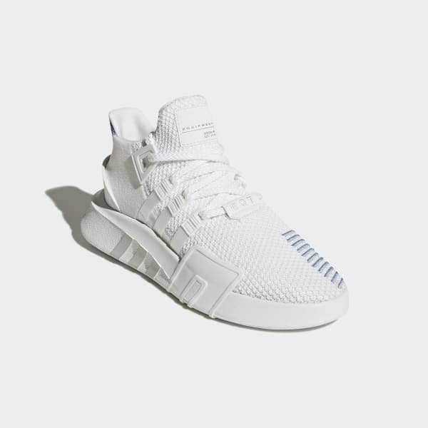 32d2cfd780f adidas EQT Bask ADV Shoes - White