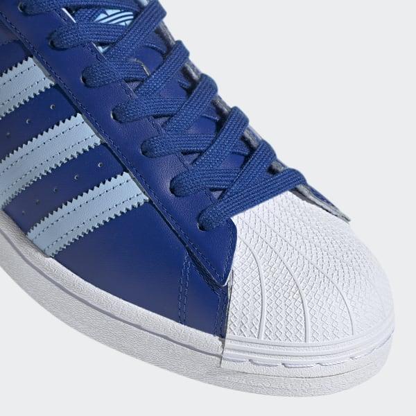adidas Superstar Shoes - Blue   adidas