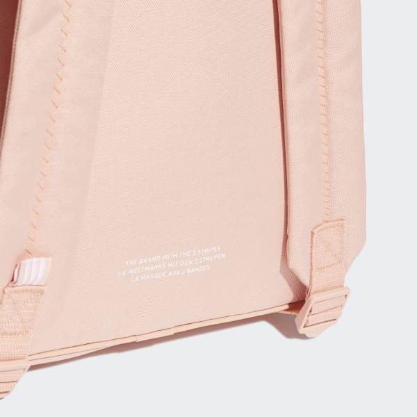 4409d87d7bda1 adidas Plecak Classic Trefoil - Różowy   adidas Poland