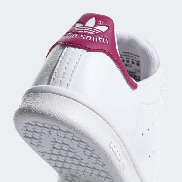 638d61e32 adidas Zapatillas ORIGINALS Stan Smith NIÑOS - Blanco