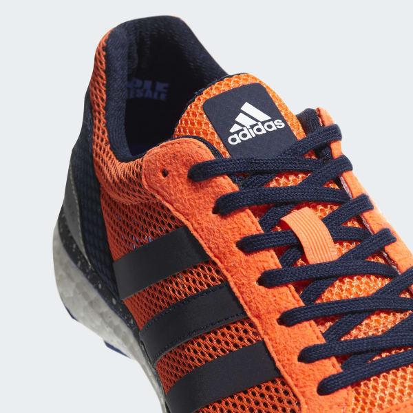 wholesale dealer 18e92 b11f9 adidas Tenis adizero Adios 3 - Naranja   adidas Mexico
