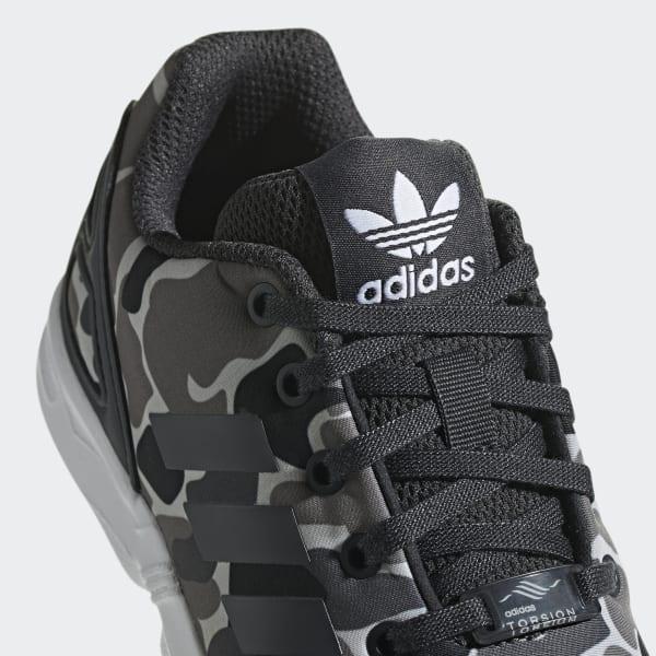ba0c95962 Zapatillas ZX FLUX C - CARBON S18 adidas