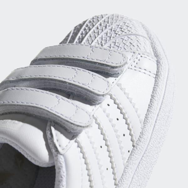 90b8e5e5f6 Tênis Superstar Cf - Branco adidas