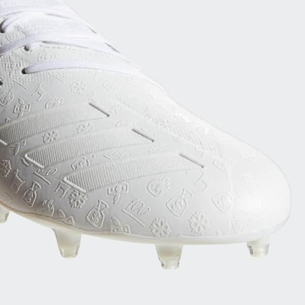 a68f0ef42df0 adidas Adizero 5-Star 7.0 Adimoji Cleats - White