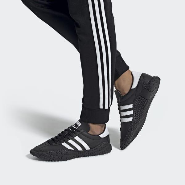 adidas CountryxKamanda Shoes - Black
