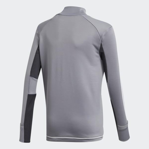 497d4d61b adidas Manchester United Training Top - Grey