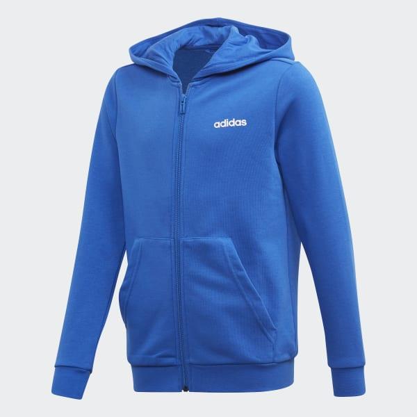 adidas Толстовка Essentials Linear - синий | adidas Россия