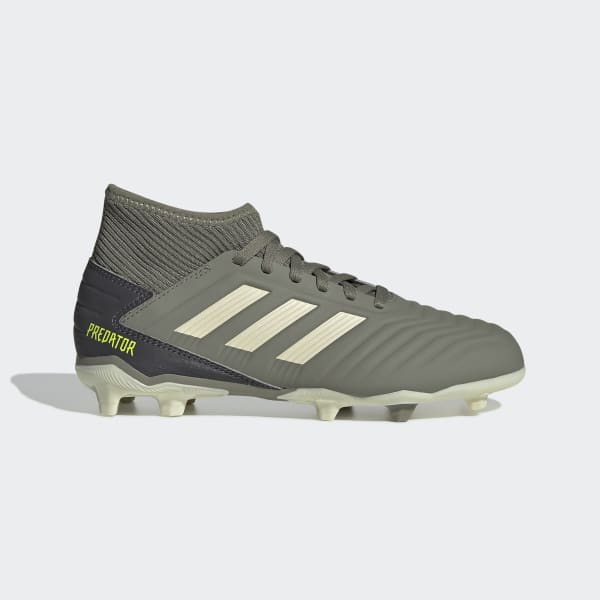adidas Predator 19.3 Firm Ground Cleats - Turquoise | adidas US