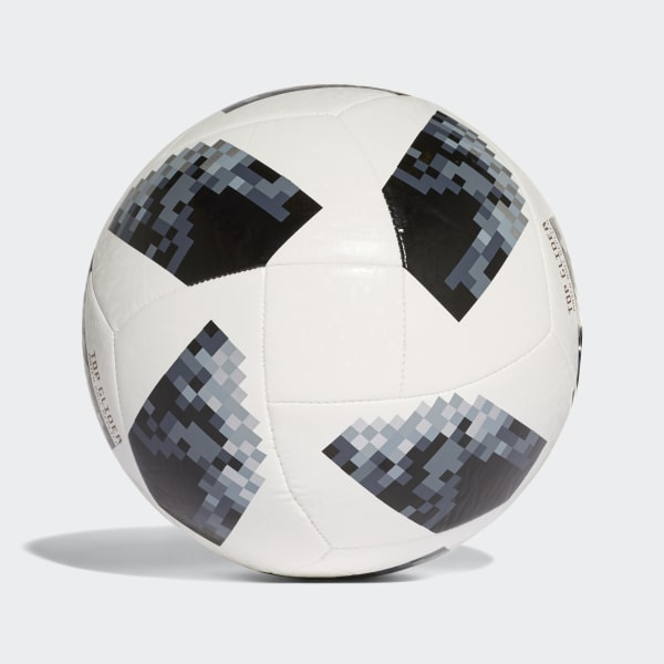 cd3bd9722 Bola FIFA World Cup Top Glider 2018 - Branco adidas