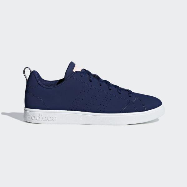 Con otras bandas auricular superávit  adidas VS Advantage Shoes - Blue | adidas Turkey