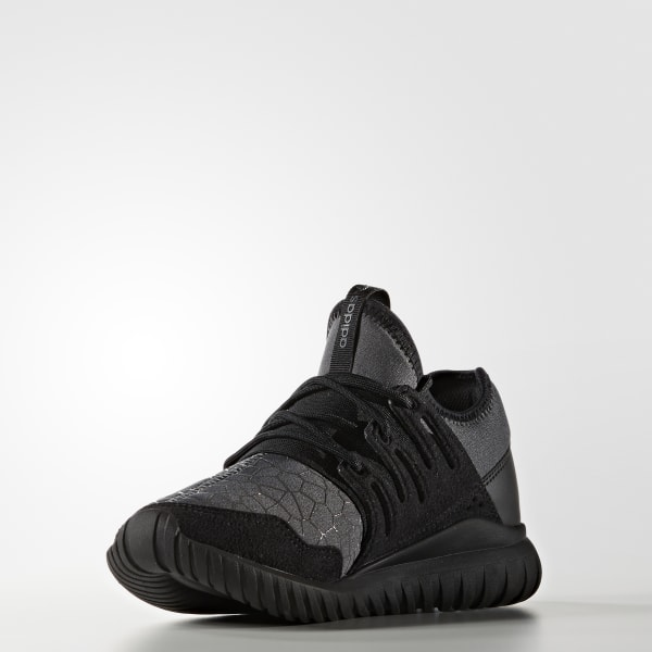 adidas Tubular Radial Shoes - Black