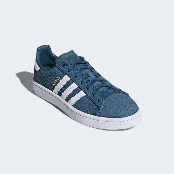 sale retailer 6dc53 ffa6a adidas Tenis Campus - Azul  adidas Mexico