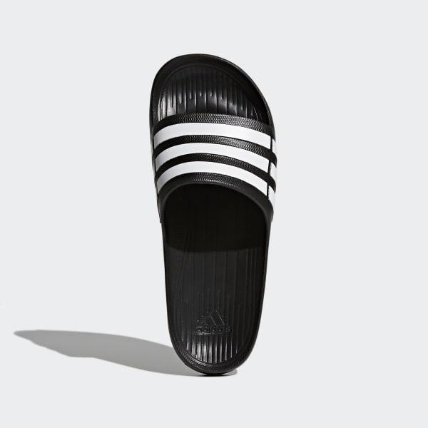 adidas Duramo Slides - Black | adidas US