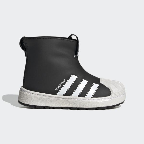 adidas Superstar 360 Rain Boots - Black
