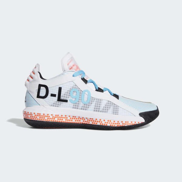 Dame 6 x Pusha T Shoes