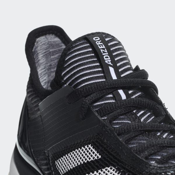 Scarpe adizero Ubersonic 3.0 Clay - Nero adidas  2d1cc6b8519