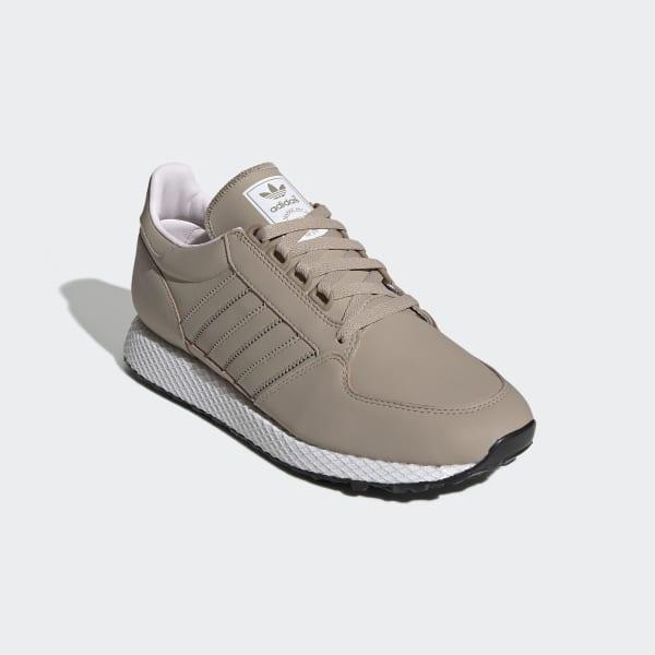 adidas Originals FOREST GROVE SHOES - Joggesko - brown