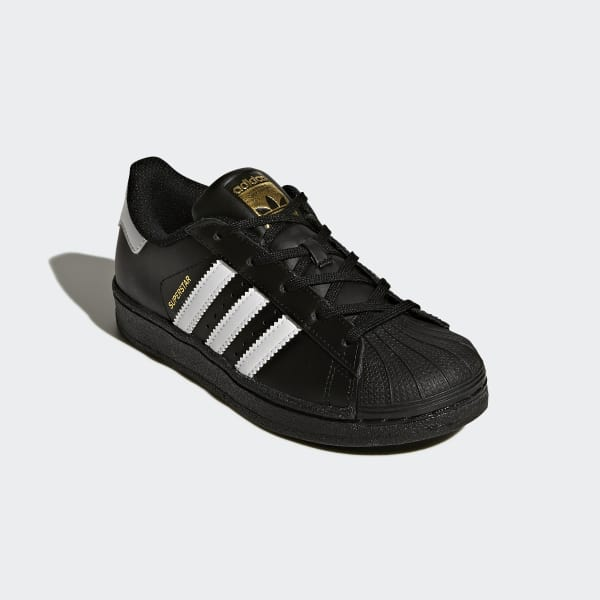 detailed look 734e7 b8119 Superstar Foundation Shoes