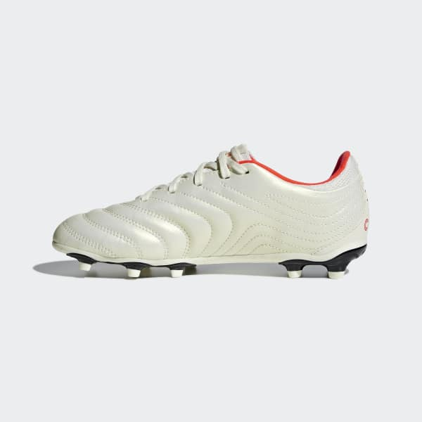 8461c3359f39b Bota de fútbol Copa 19.3 césped natural seco - Blanco adidas ...
