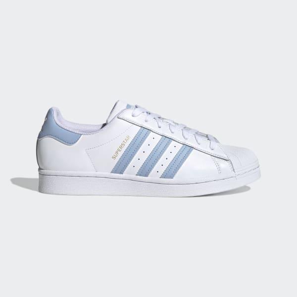 adidas Superstar Shoes - White | H05645 | adidas US